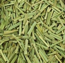 trawa cytrynowa suszona